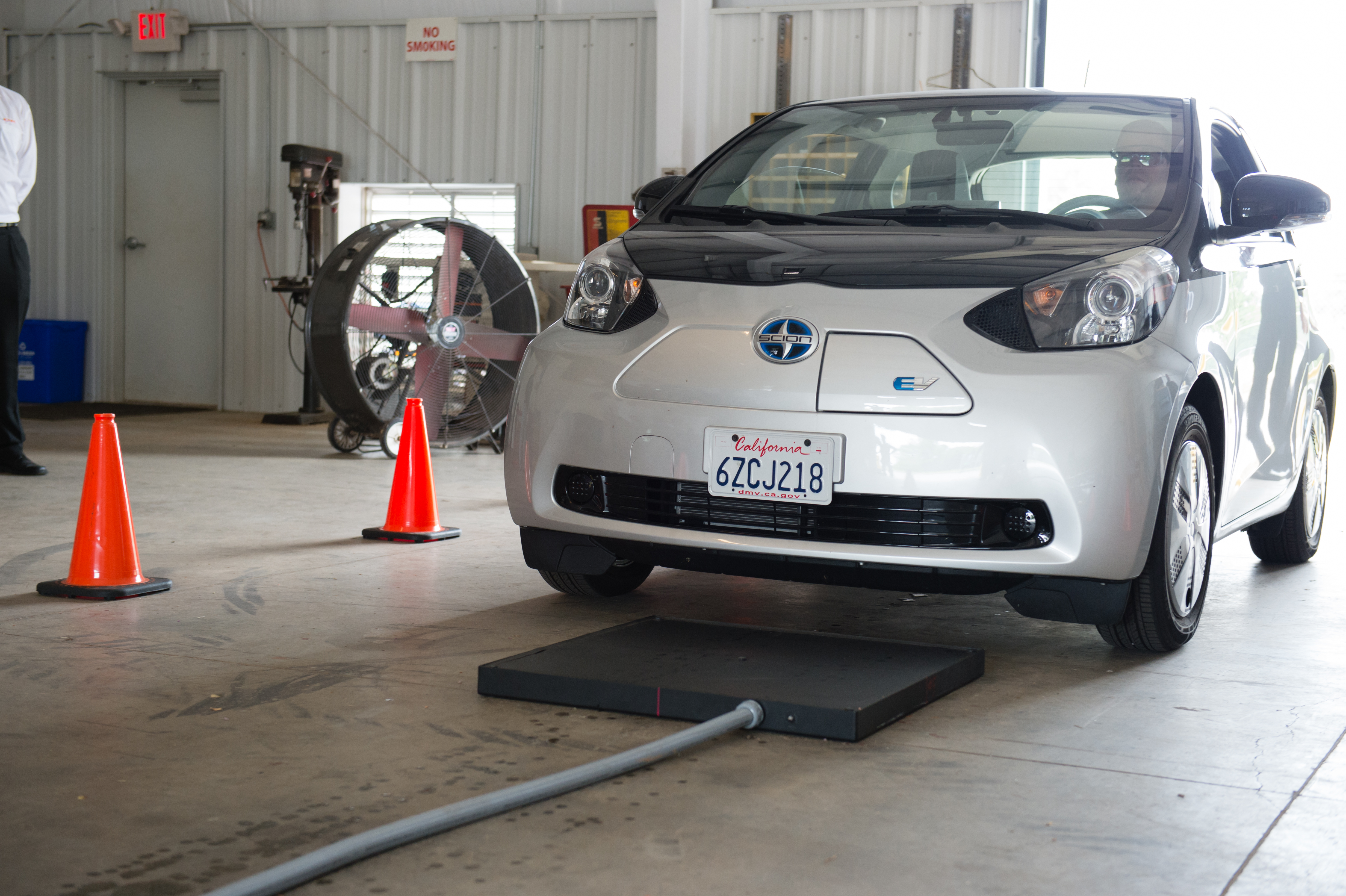 ITIC Automotive Test Bed Offers Wireless Charging as a Service | 3BL ...