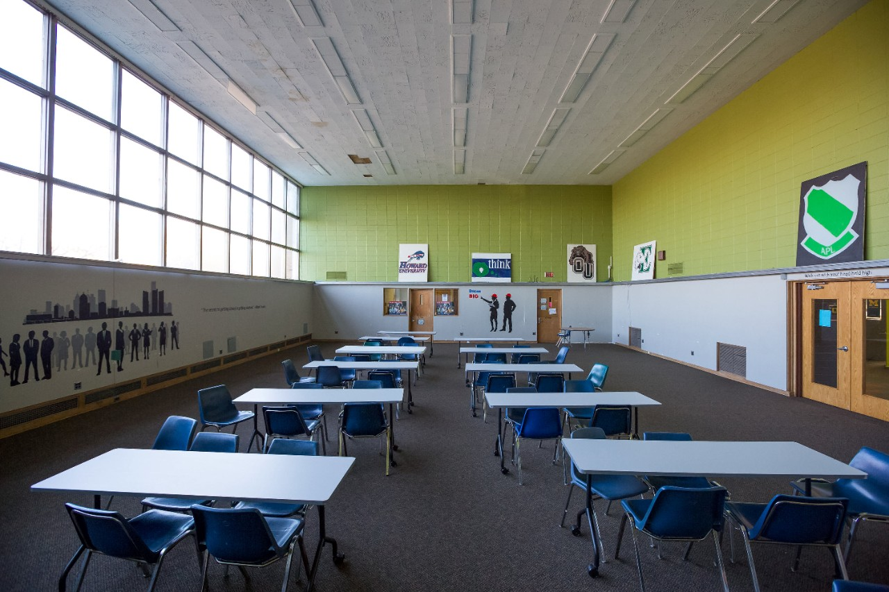 Classroom Design Website ~ Gm herman miller and green standards commit to repurpose