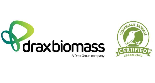 Drax Biomass Earns First Sustainable Biomass Partnership