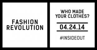 Turning Fashion #InsideOut to Raise Supply Chain Awareness