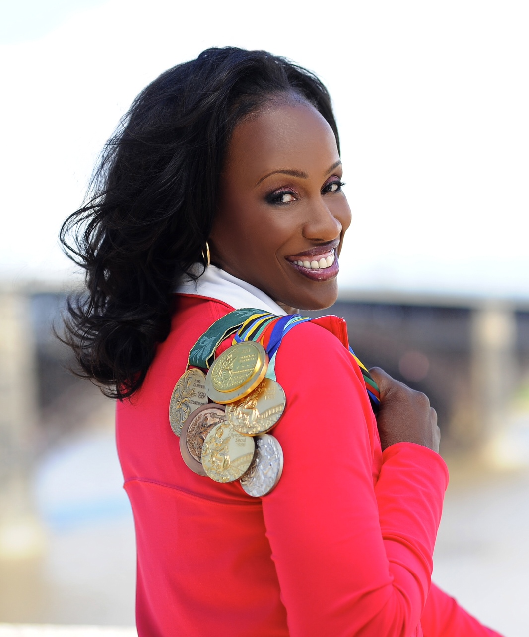 Boobs Jackie Joyner-Kersee 6 Olympic medals  nudes (36 pics), YouTube, swimsuit