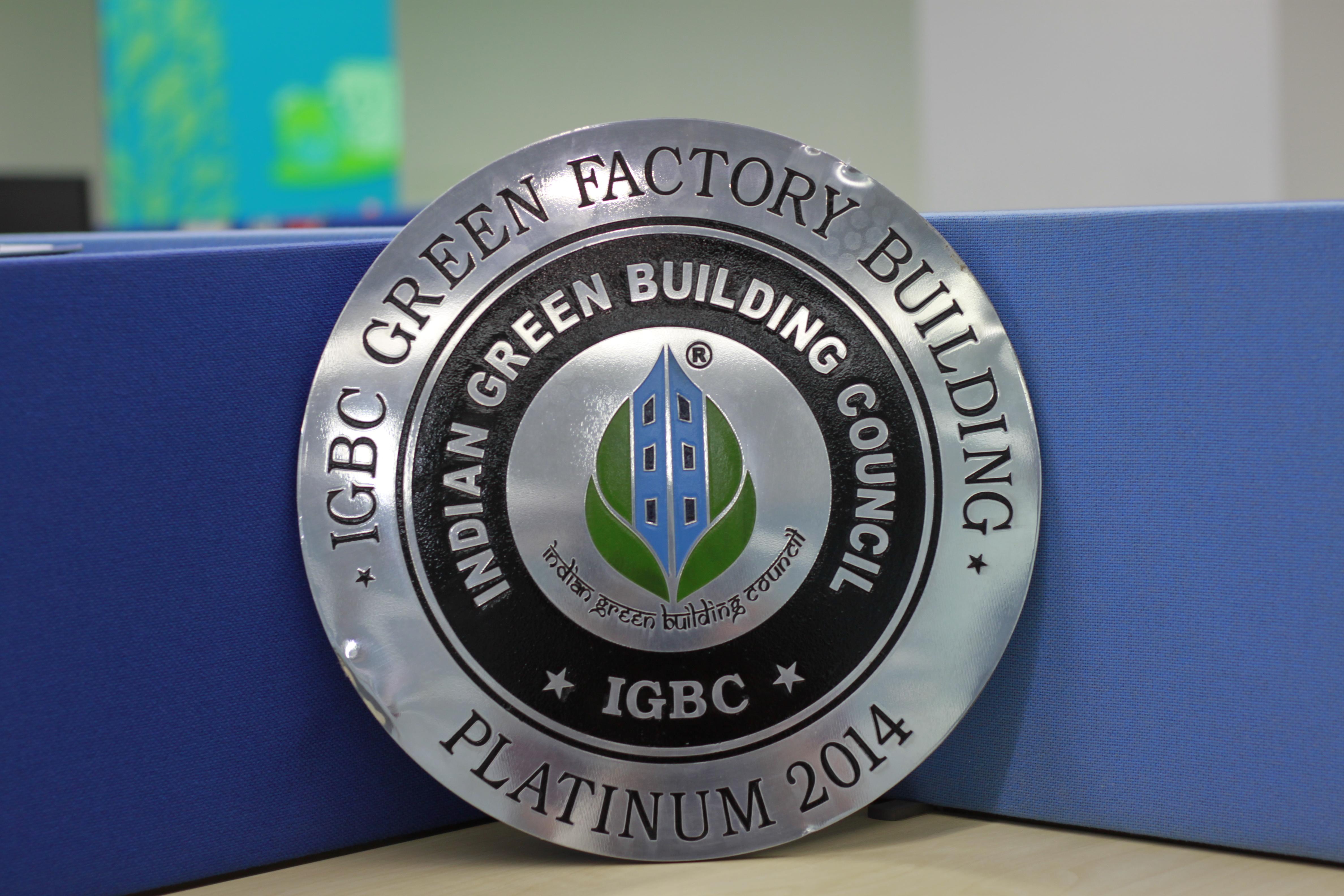 Tetra Pak Indias Facility In Chakan Receives Platinum