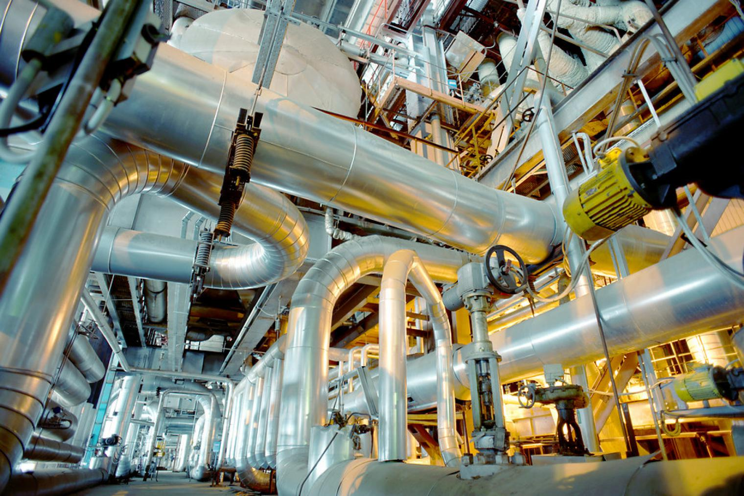 SPCC Plan Development For A Midstream Oil And Gas Client