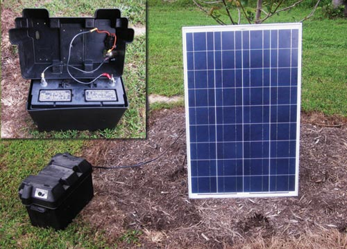 Power Your Jobsite Cordless Tools With This Diy Solar Charging