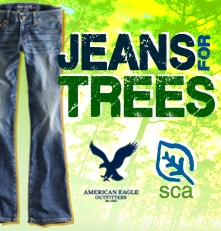 Sca And American Eagle Outfitters Celebrate Earth Day