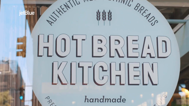 food for thought our inaugural bluebud mentee hot bread kitchen - Hot Bread Kitchen